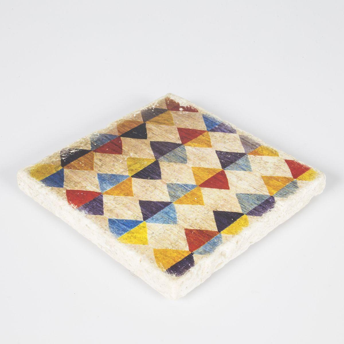 Coaster Travertine D15 - (10x10)