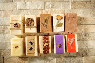 Soap Natural / Pure Olive Oil - 100 gram