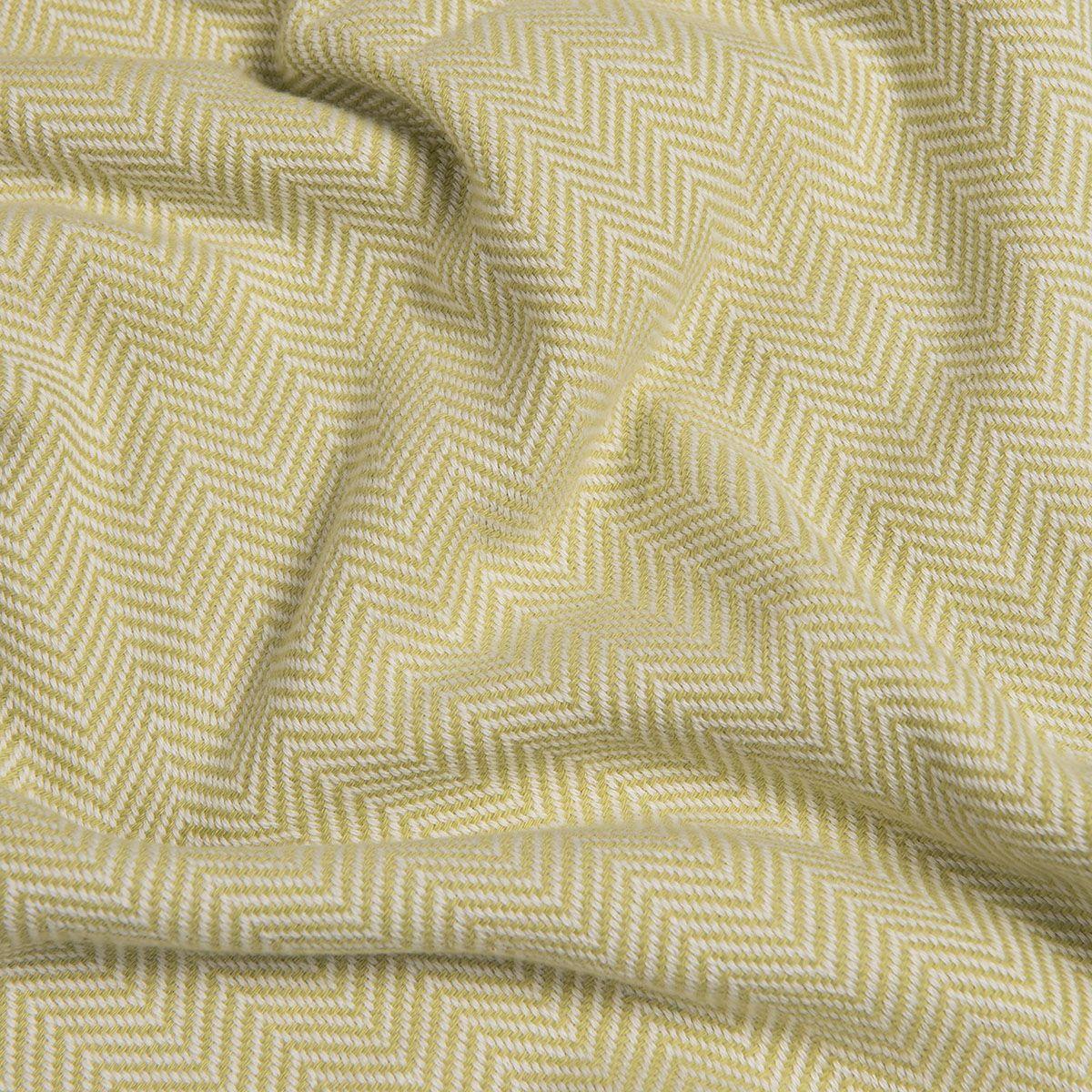 Peshtemal Zigzag - Green