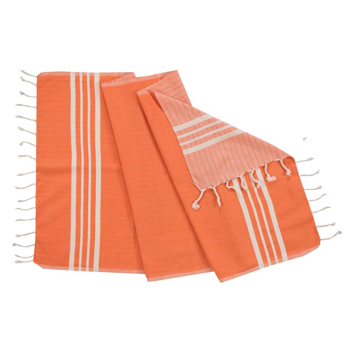 Peshkir Sultan - Orange