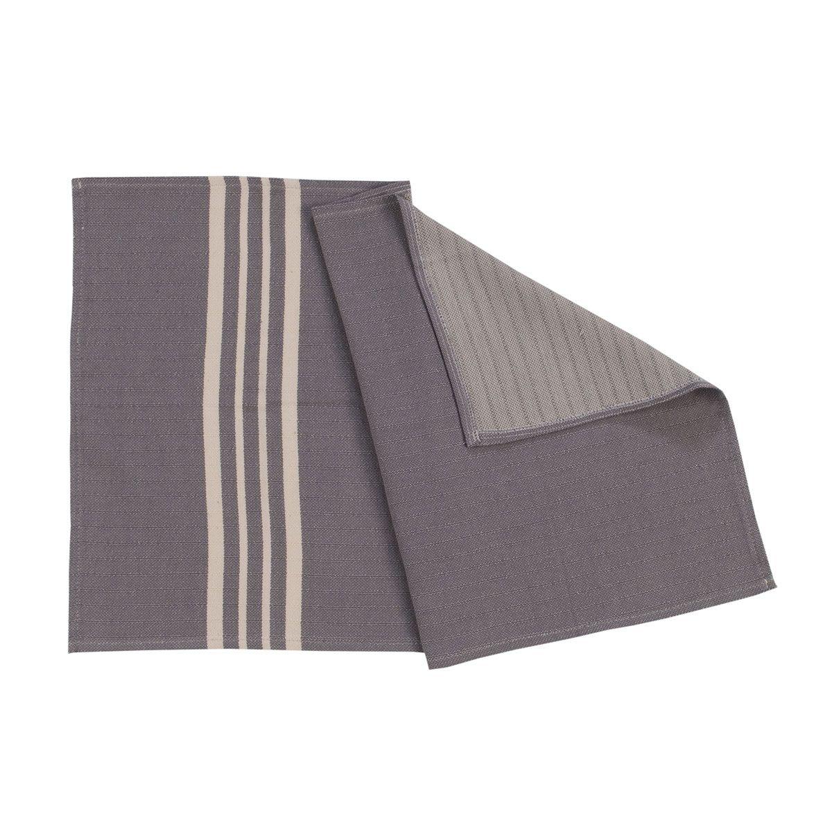 Peshkir Mini Sultan - Dark Grey / 40 x 70