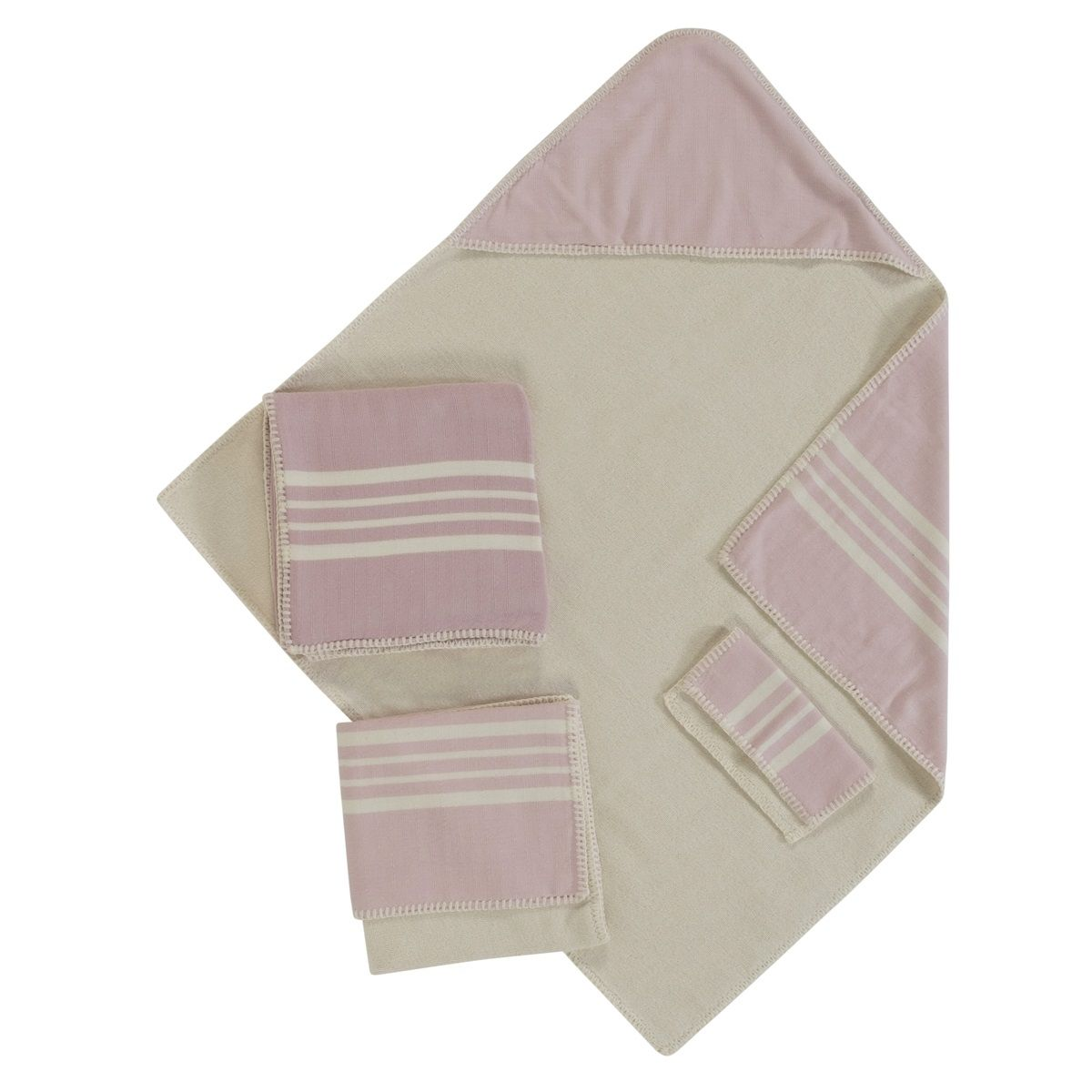 Baby Set New Born / Sultan - Rose Pink