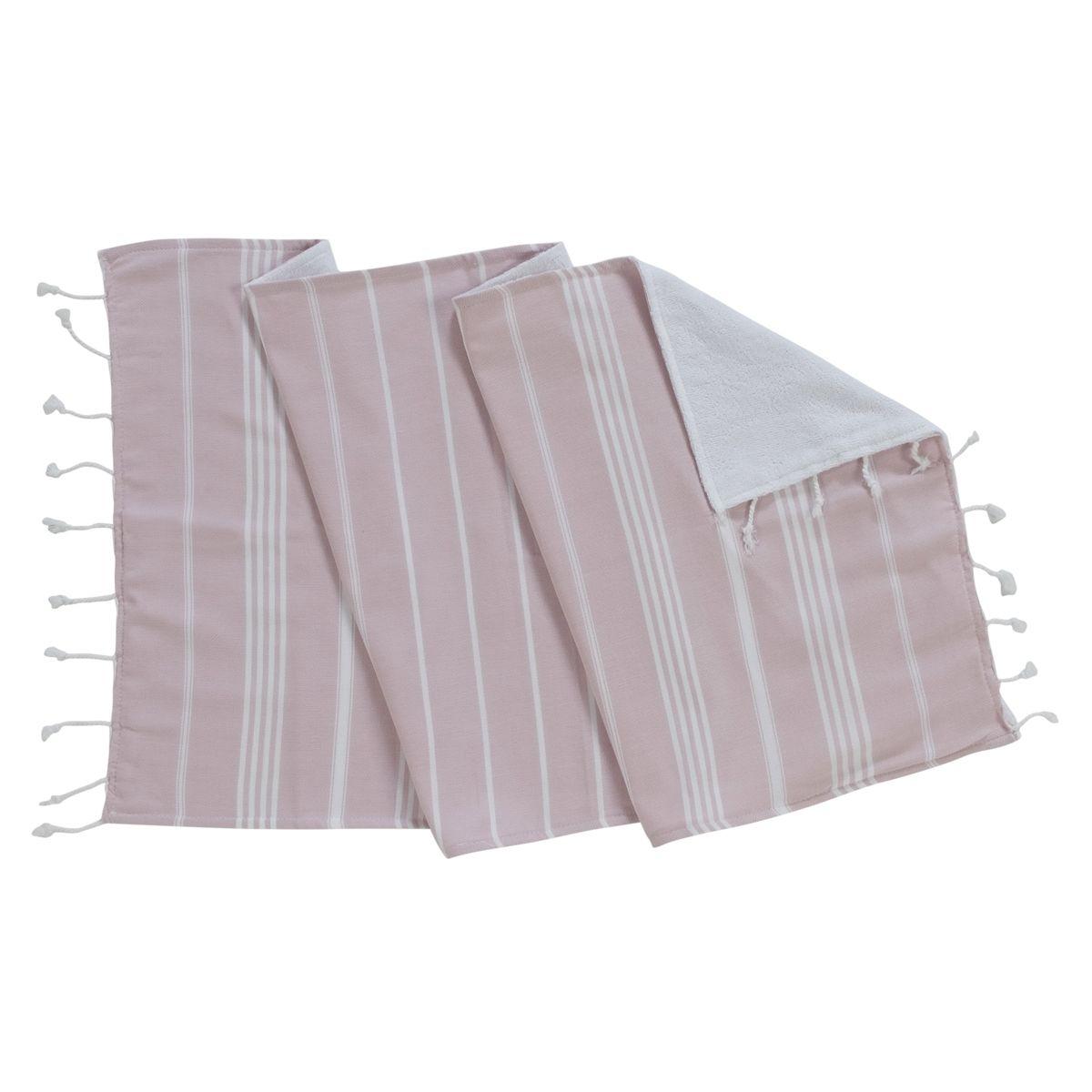 Peshtowel Mini Ani - Rose Pink