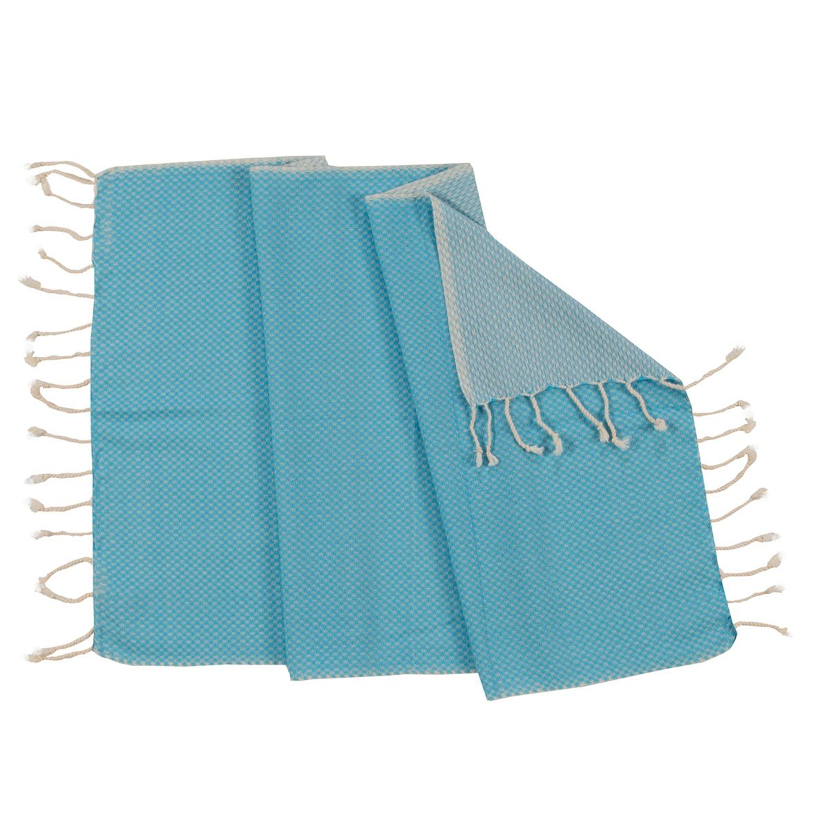 Peshkir Dama - Turquoise