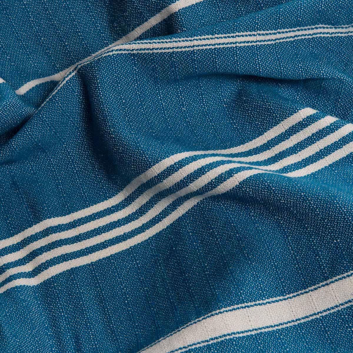 Peştemal SultanCP - Petrol Mavi