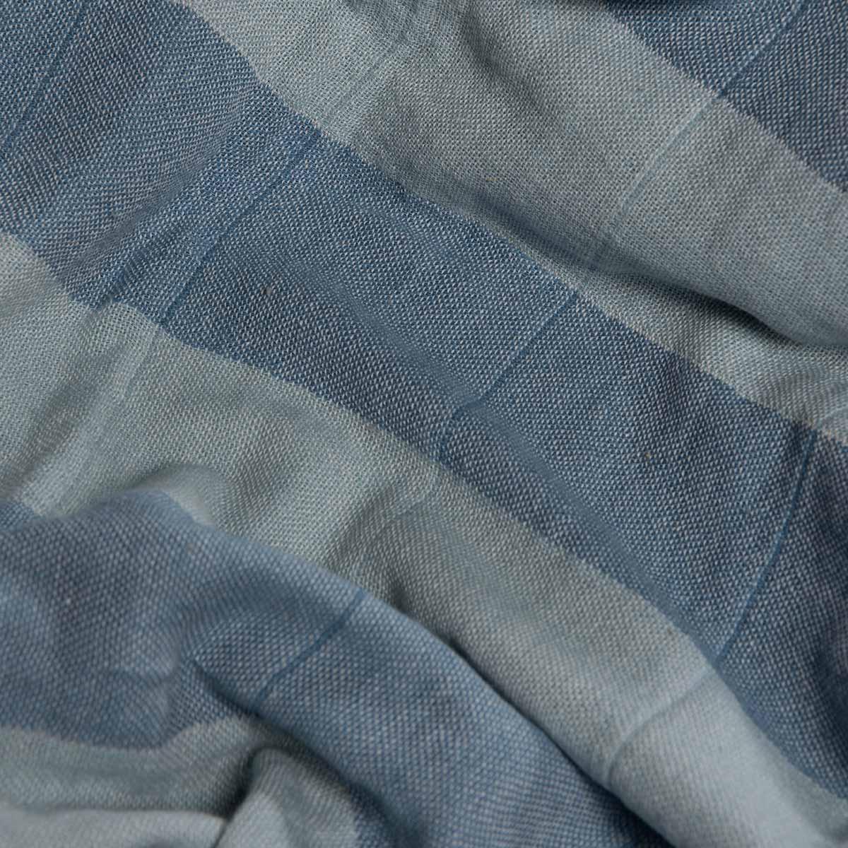 Peshtemal Double - Light Blue / Air Blue