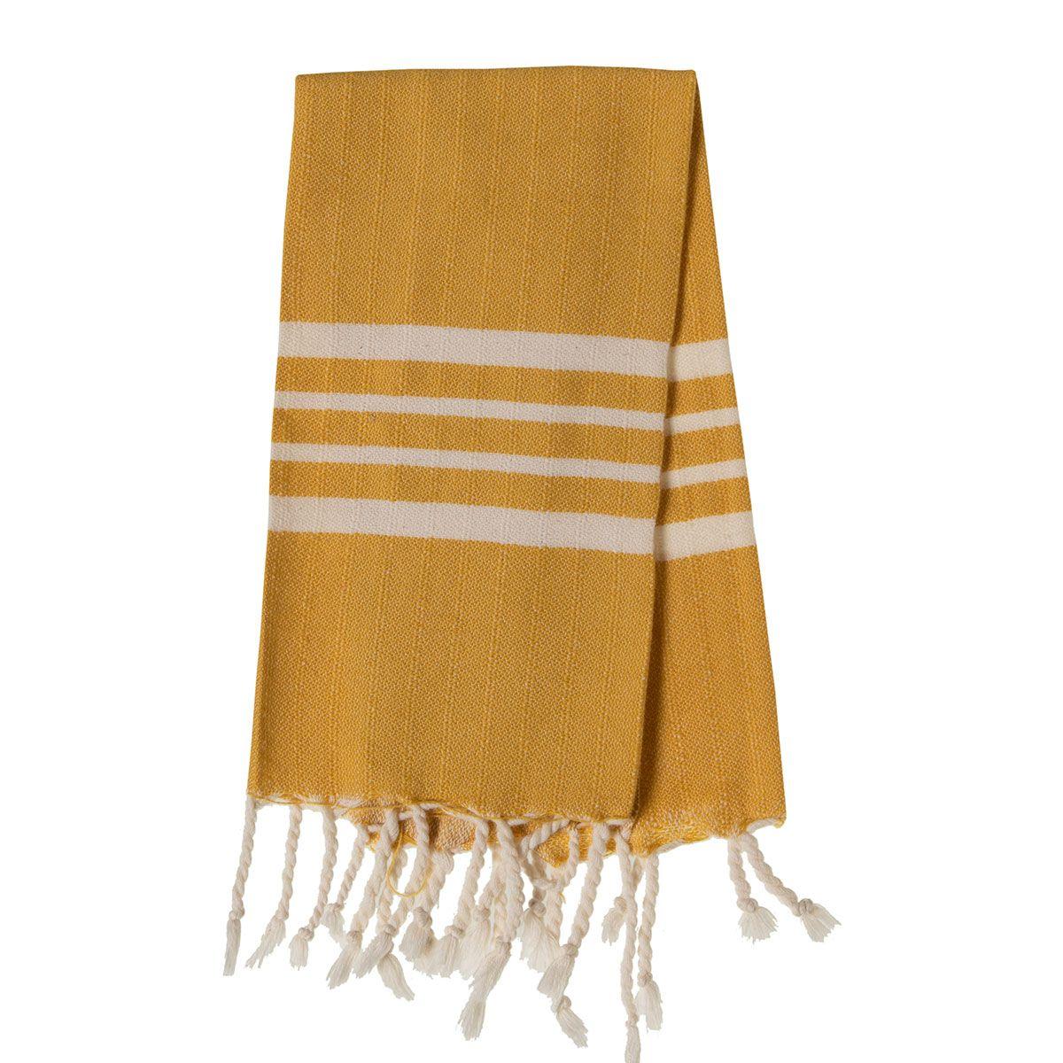 Peshkir Mini Sultan - Yellow (30x50)