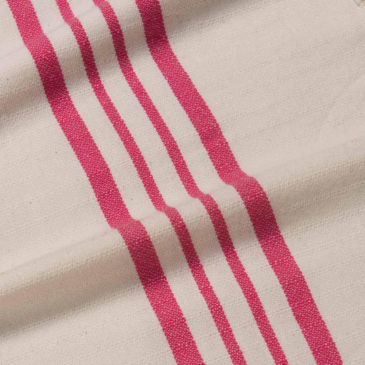 Peshtemal Sultan - Fuchsia Stripes