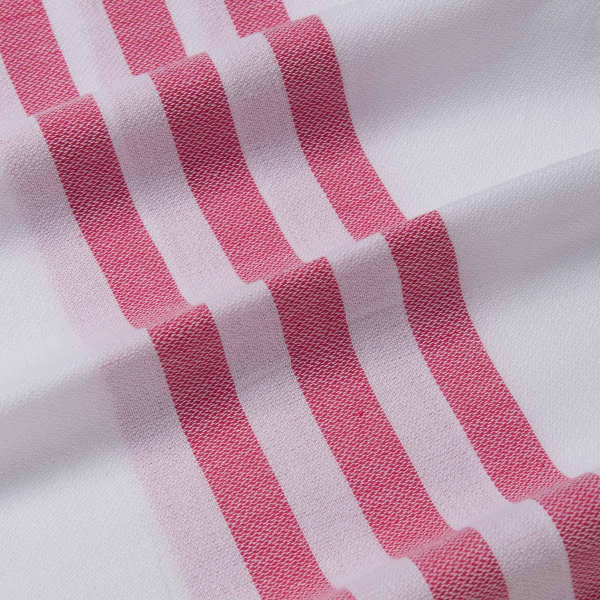 Peshtemal Bala Sultan - Fuchsia Stripes