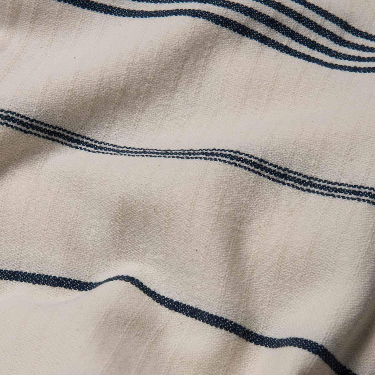 Peshtemal SultanCP - Navy Stripes