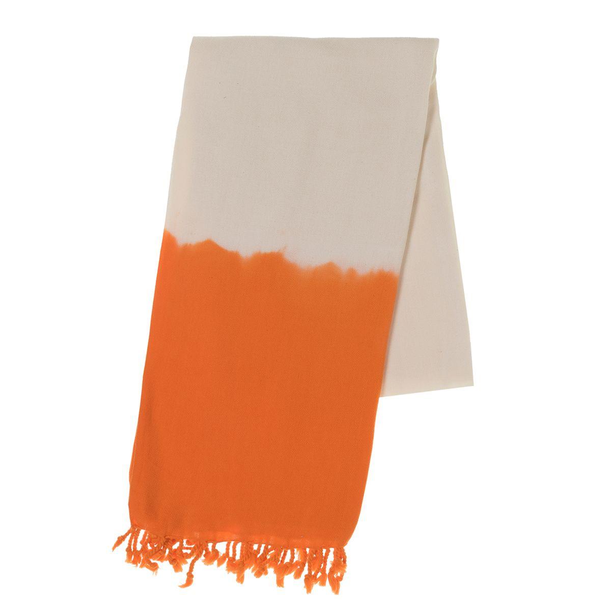 Peshtemal - Tie-Dye / Orange