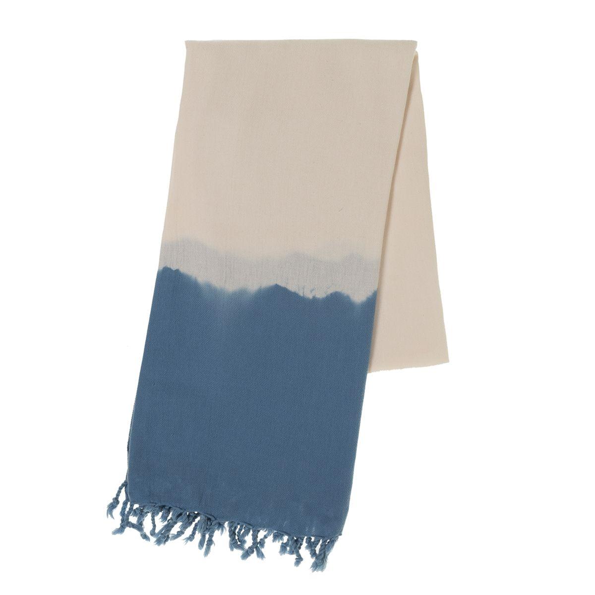 Peştemal Batik / Uçlar Havacı Mavi