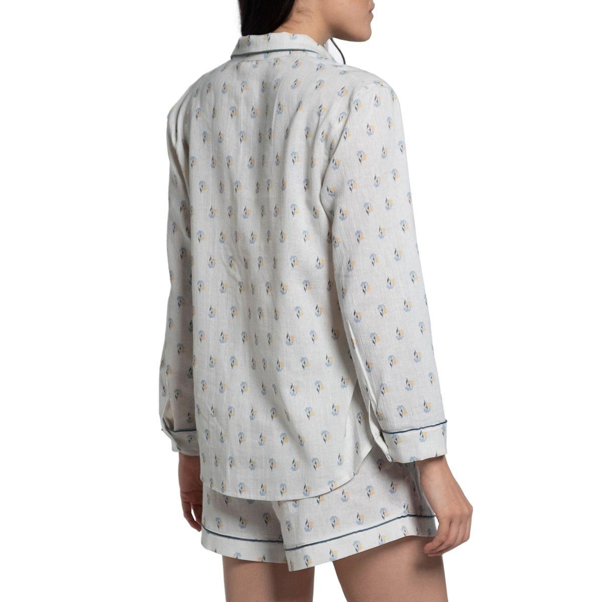 Pijama Takım Virgin - Baskılı / Kısa
