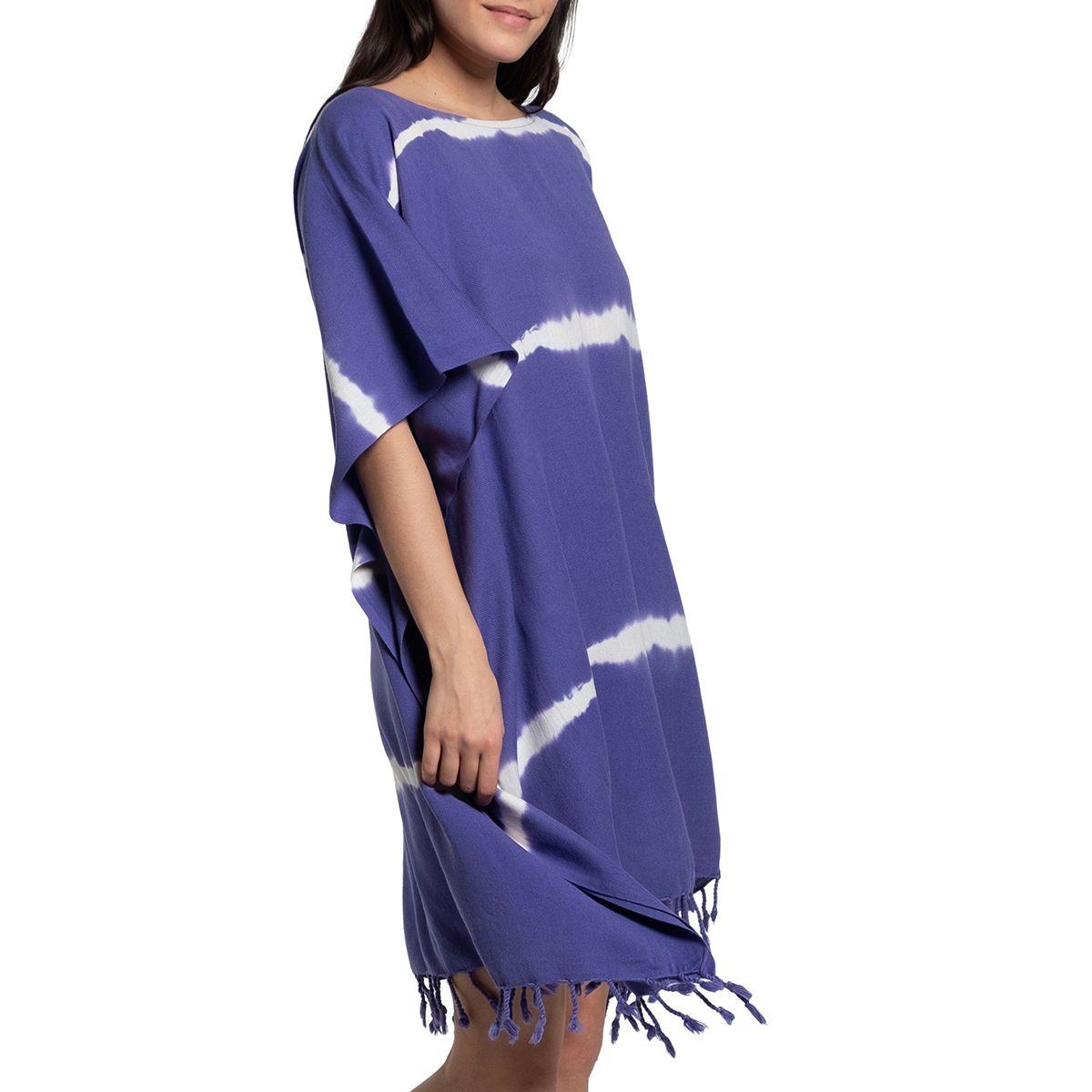 Tunic Daisy / Tie Dye - Base Violet