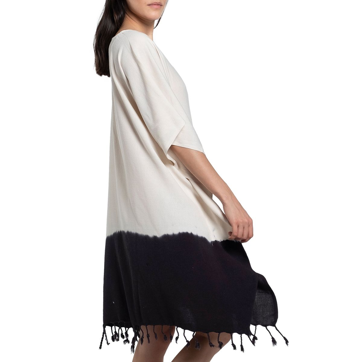 Tunic Minzi / Tie Dye - Bottom Black
