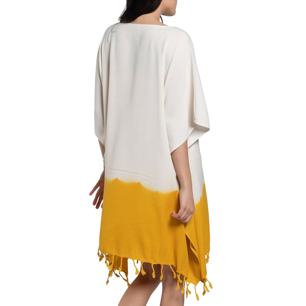 Tunik Minzi / Batik - Uçlar Sarı