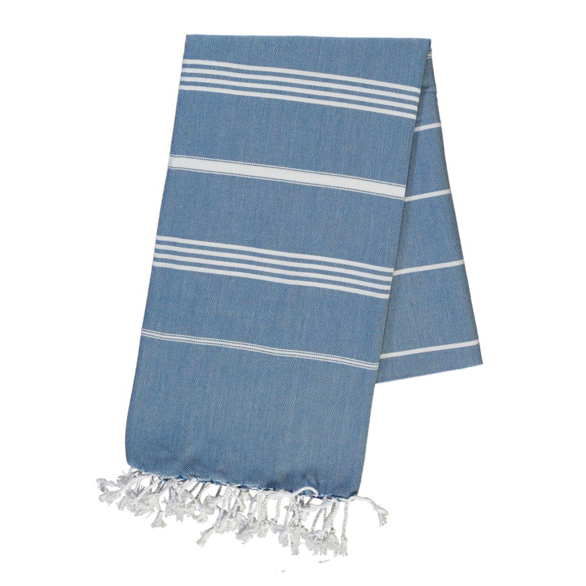 Peshtemal Leyla - Petrol Blue