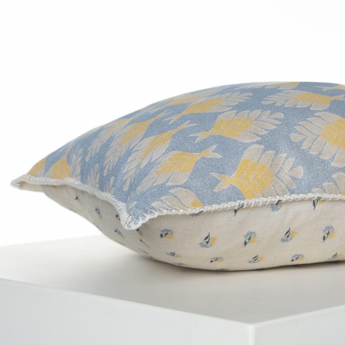 Cushion Cover / Virgin - Air Blue / 30x40 cm