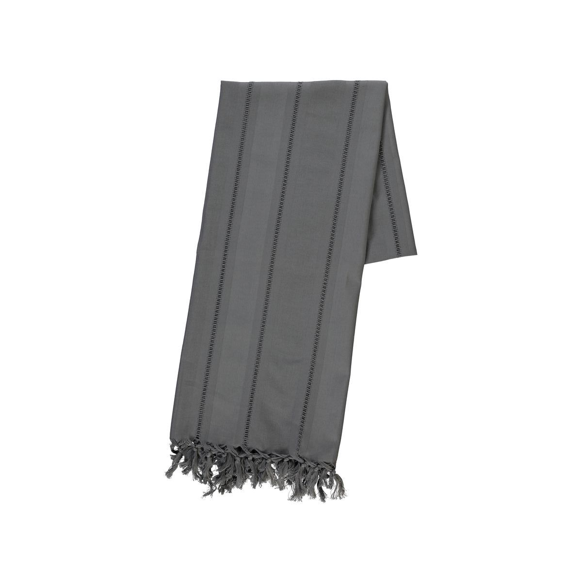 Mini Towel Hemstitched - Grey
