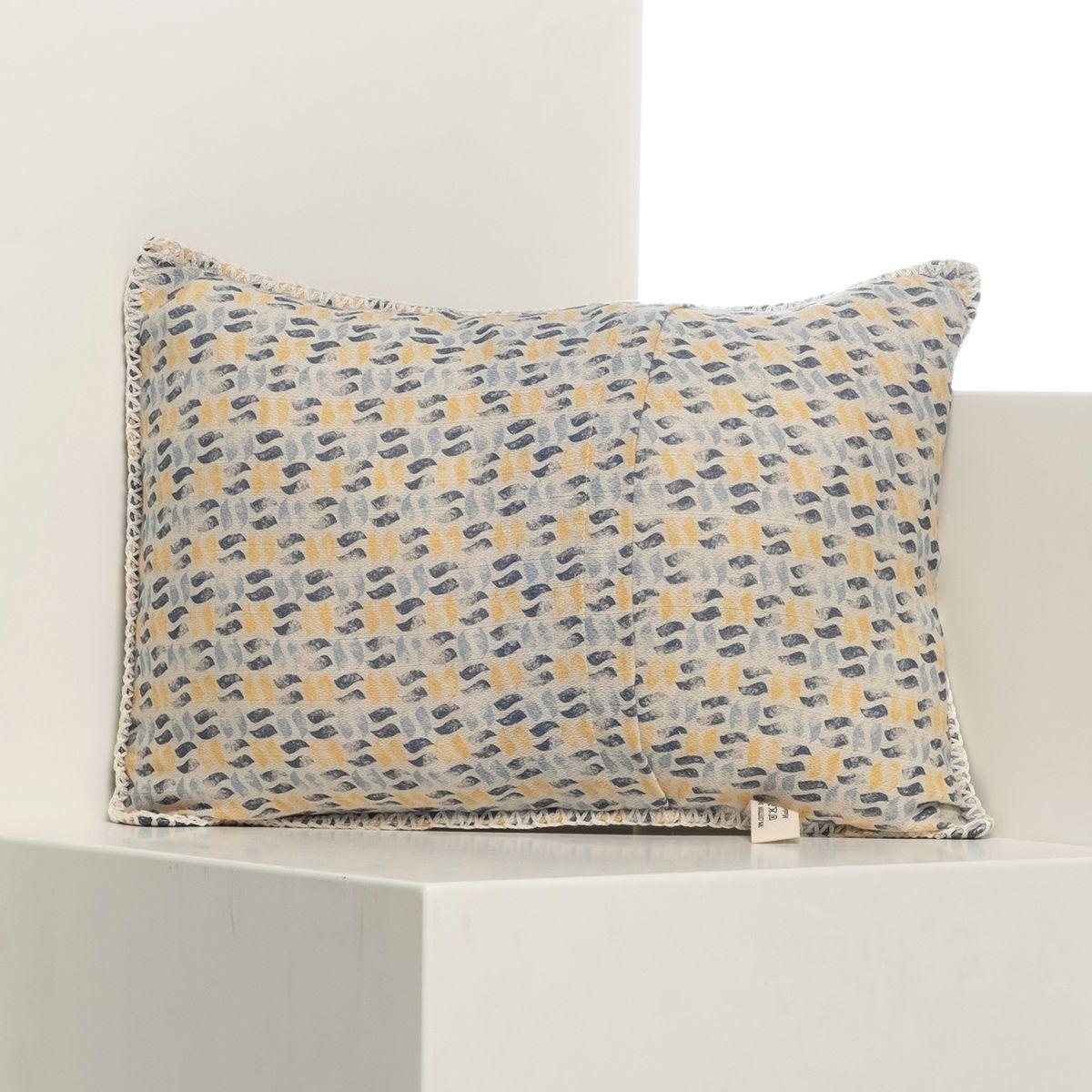 Cushion Cover / Santorini - Navy / 30x40 cm