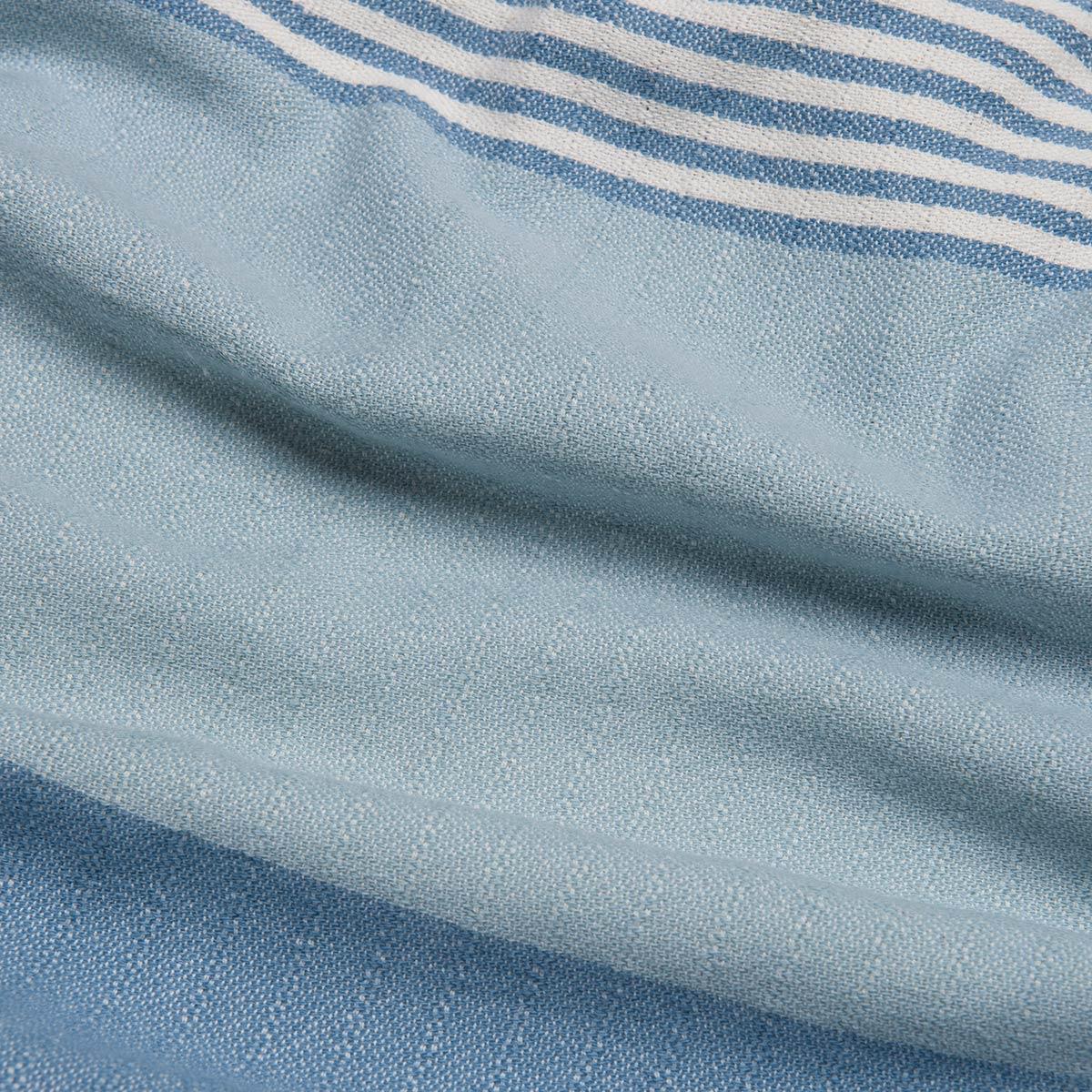 Peshtowel Twin Sultan - Air Blue / Light Blue
