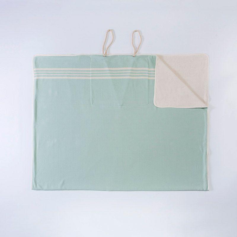 Çanta Havlu Krem Sultan - Mint