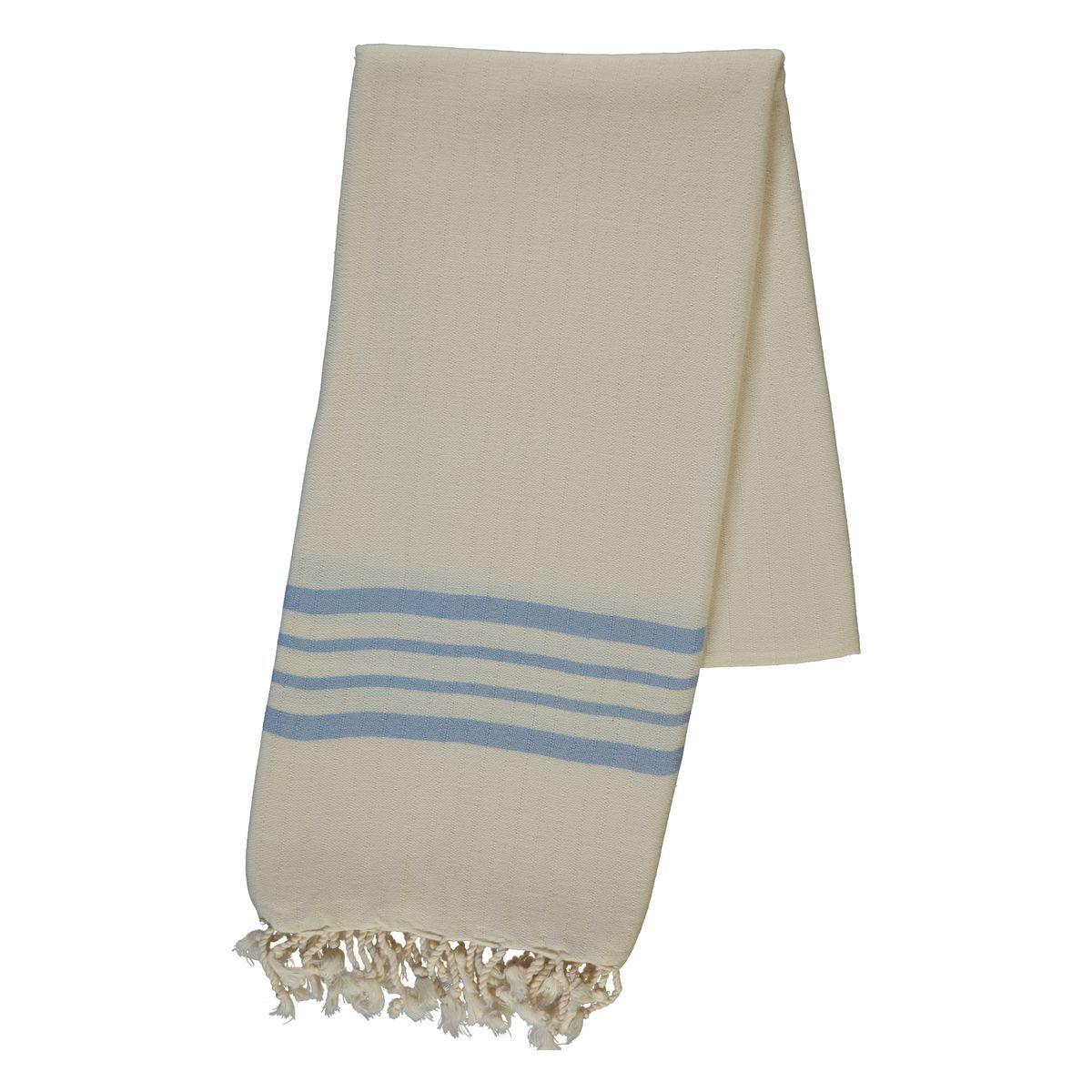 Peshtemal Sultan - Blue Stripes