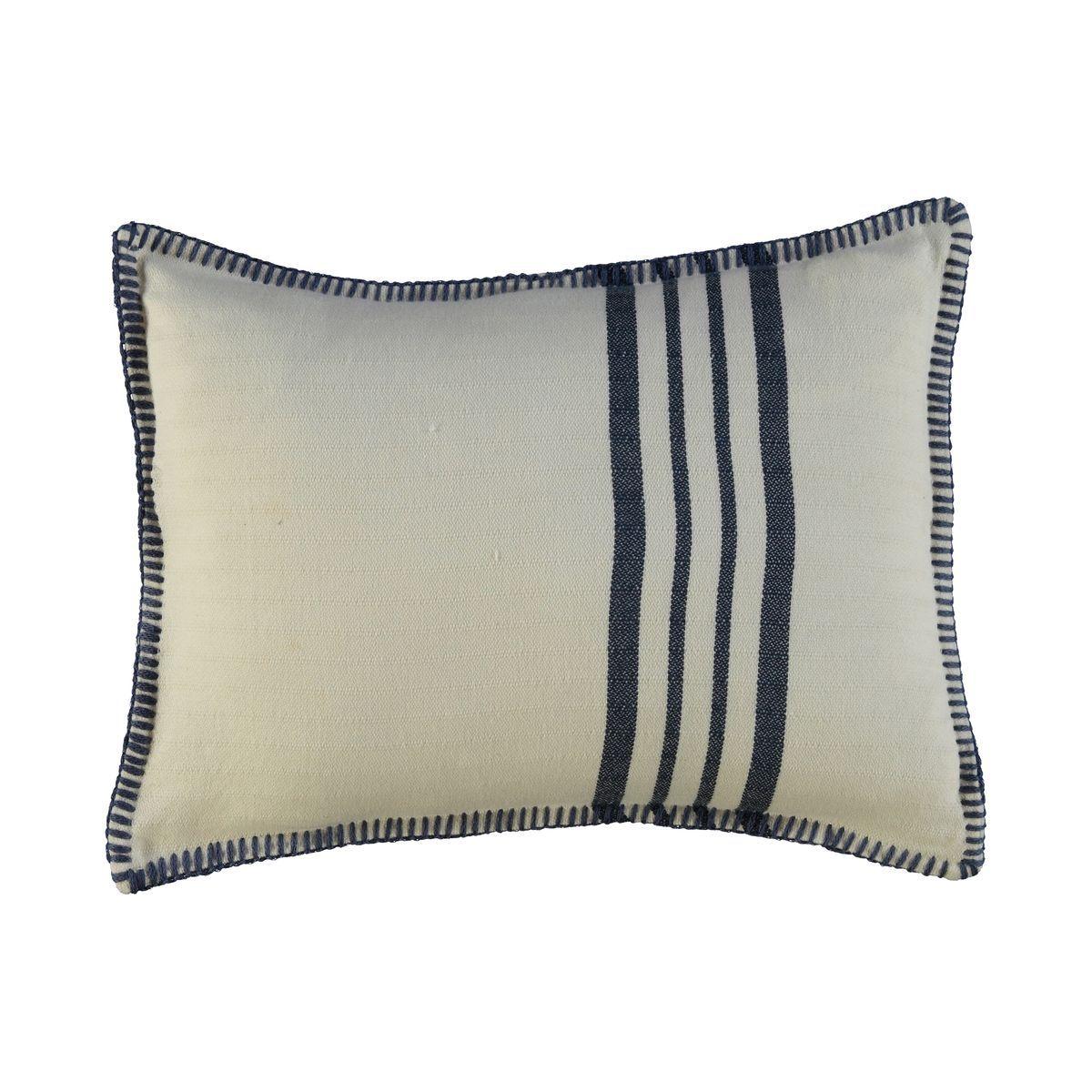 Cushion Cover Sultan - Navy Stripes / 30x40