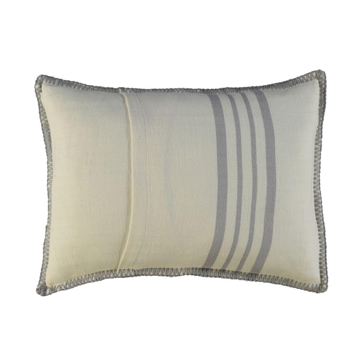 Cushion Cover Sultan - Light Grey Stripes / 30x40