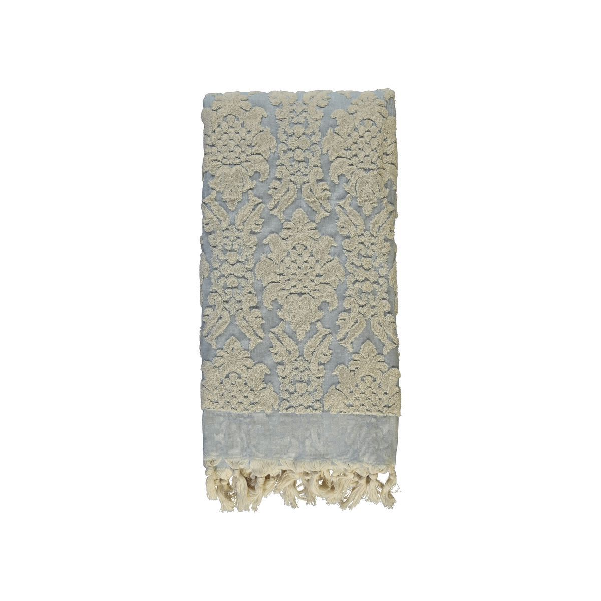 Towel Classic / Barok - Blue / 80 x 160 cm
