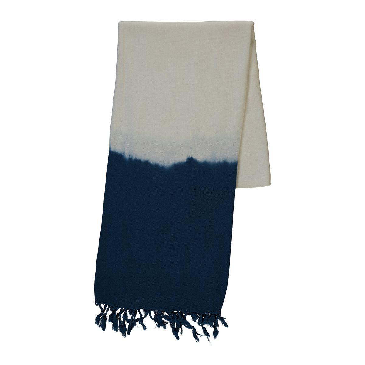 Peştemal Batik / Uçlar Lacivert