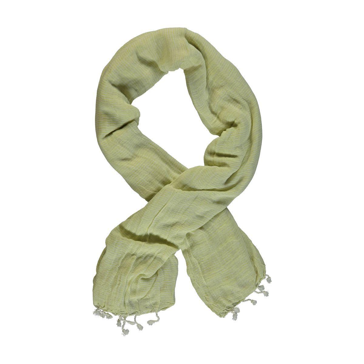 Peshtemal Pearl / Double Layer - Light Green