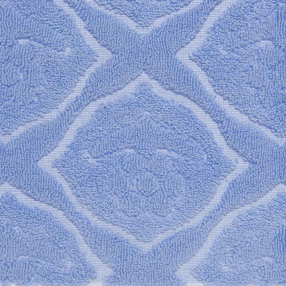 Guest Towel - Ottoman Rose / Blue