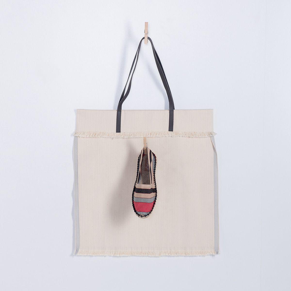 Tote Bag Mars - Grey