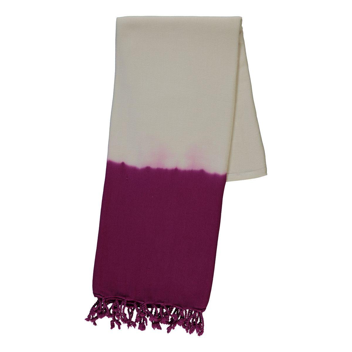 Peshtemal - Tie-Dye / Light Purple