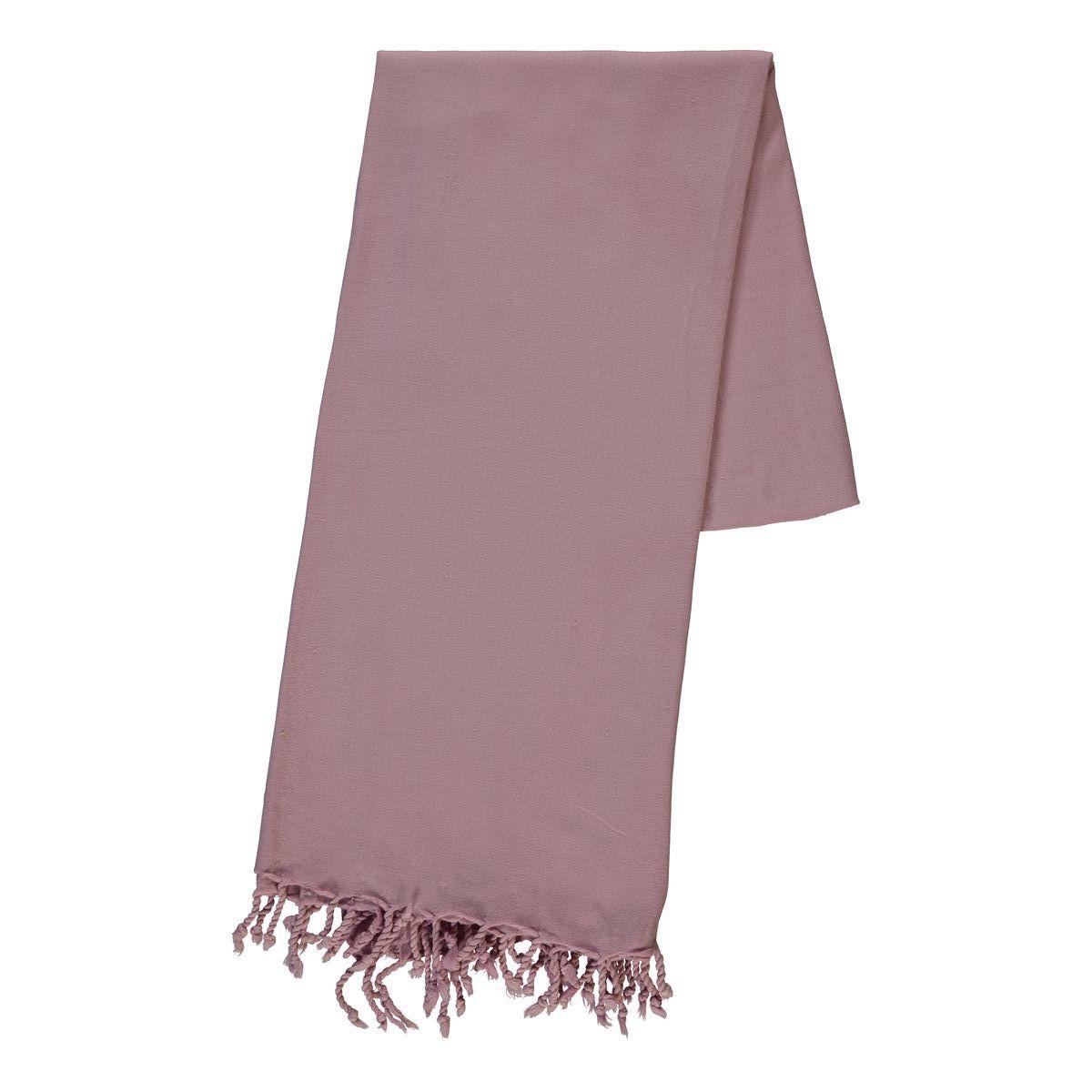 Peshtemal Kevser - Rose Pink