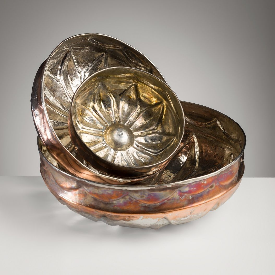 Copper Bowl Plated - Medium