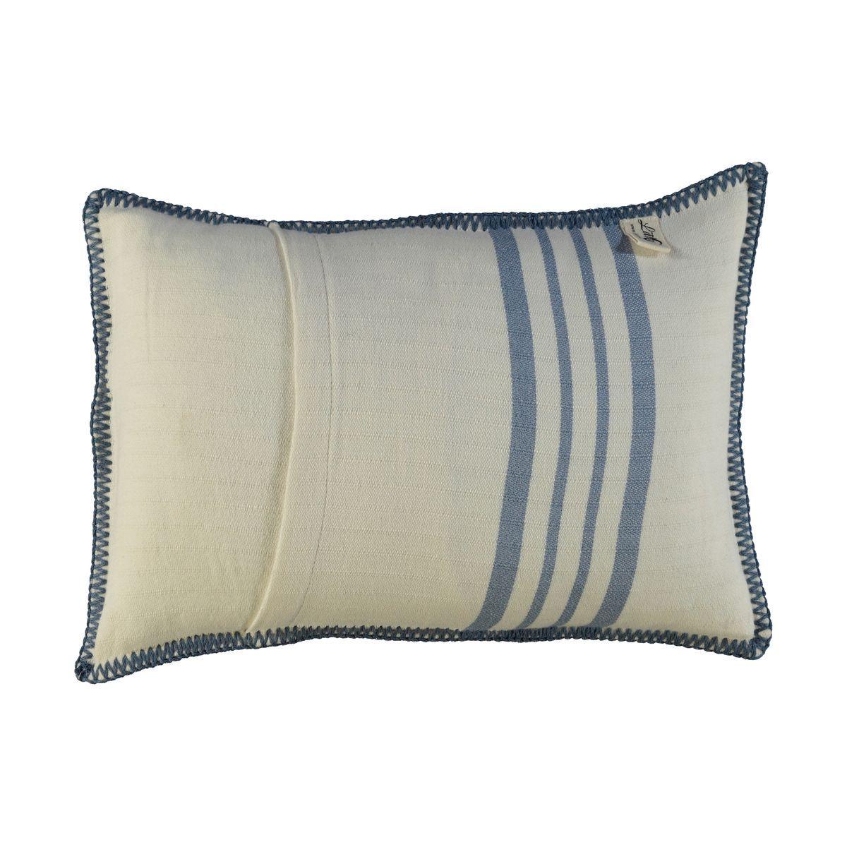Cushion Cover Sultan - Air Blue Stripes / 30x40