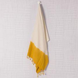 Peshtemal - Tie-Dye / Yellow