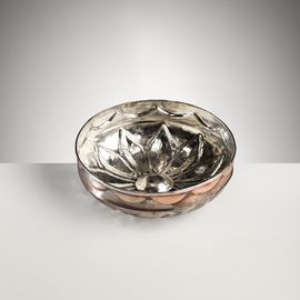 COPPER PLATED BOWL 14.50 CM