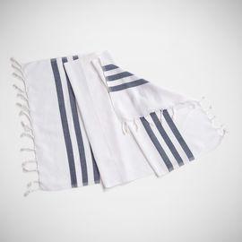 Peshkir Bala Sultan - Dark Grey Stripes