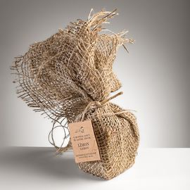 Soap with Jute Packing