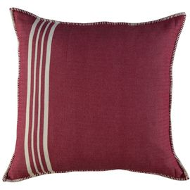 Cushion Cover Sultan - Bordeaux  / 65x65