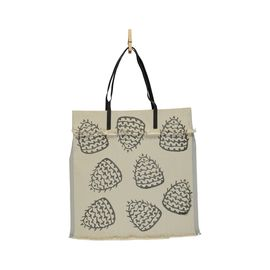 Tote Bag - Mars / Hand Printed - Green 05