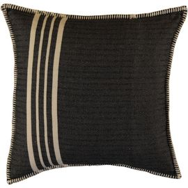 Cushion Cover Sultan - Black / 45x45