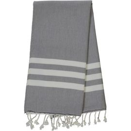 Peshtowel Mini / Bala Sultan - Dark Grey