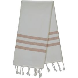 Peshtowel Mini / Bala Sultan - Copper Stripes