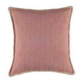 Cushion cover / ZigZag- Dusty Rose / 40x40