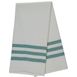 Peshtowel Mini / Bala Sultan - Fanfare Green stripes
