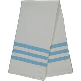 Peshtowel Mini / Bala Sultan - Turquoise Stripes